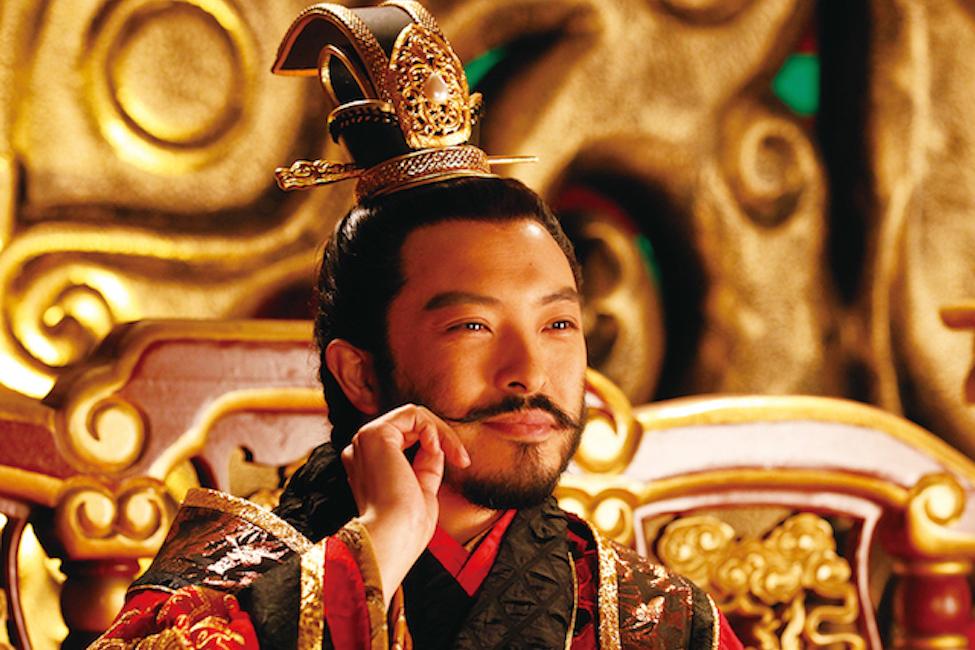 お前らが中国史で一番好きな人物  教えてくれ!