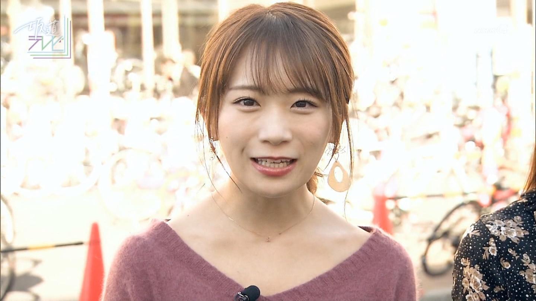 乃木坂46 秋元真夏ちゃん(26)、ニットワンピースを着ておっぱいがエロい